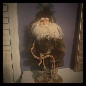 """Woodsy"" Santa Claus"